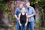 Zach , Luke and Faith