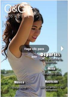 Revista C&G Plus Magazine Enero 2013