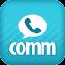 تحميل برنامج بالاتصالات للمكالمات المجانية  Comm Free calls