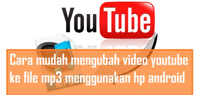 convert youtube ke mp3 tanpa software