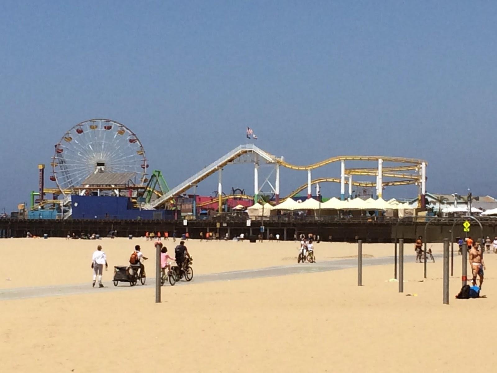 Santa Monica Pier, Ferris Wheel