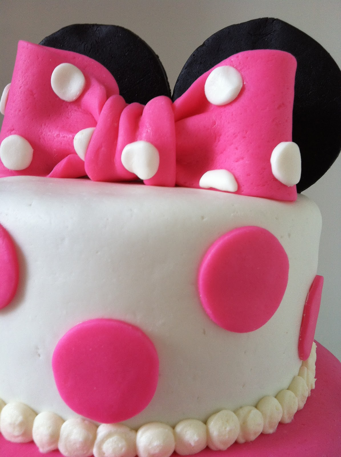 Cake Design For 2 Year Old Baby Girl : The Weekly Sweet Experiment: Rachel s 2nd Birthday Cake
