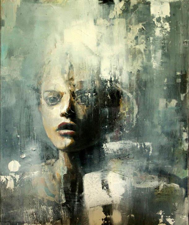 A pintura de Benjamin Garcia