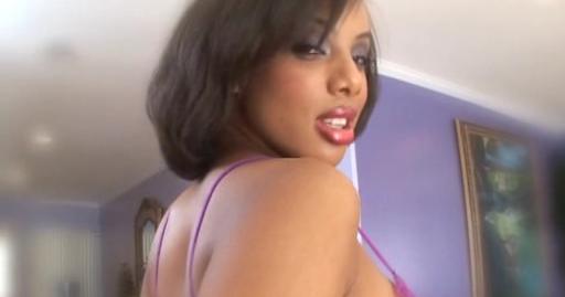 Popular Black Adult Entertainer Danielle Porter aka Alicia ...