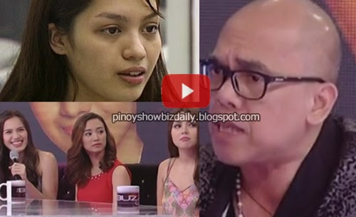 Jane Oineza finds shelter from Boy Abunda