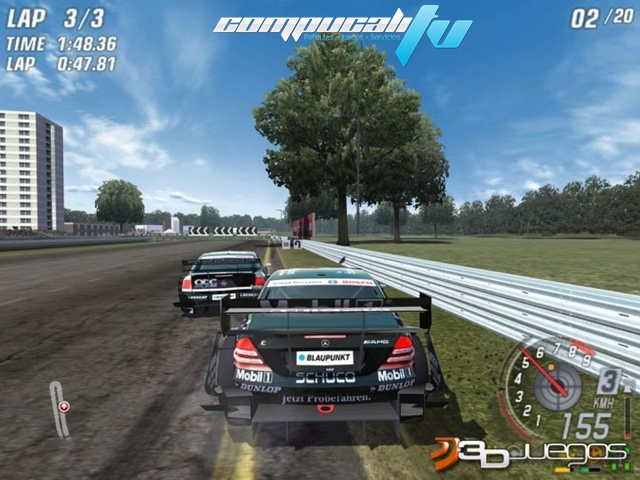 Toca Race Driver 3 PC Full Español