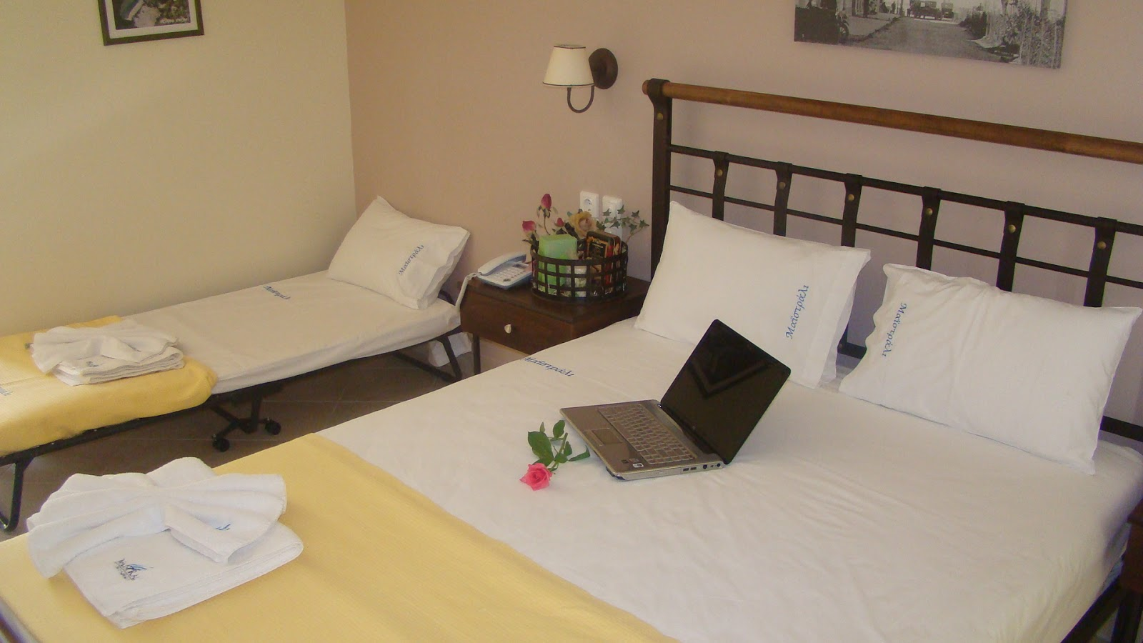 housekeeping  sop hotel hk extra bed and sofa cum bed making