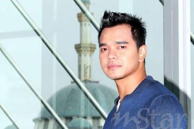 Alif Satar Kesal Terima Tempias Gosip Aliff Aziz