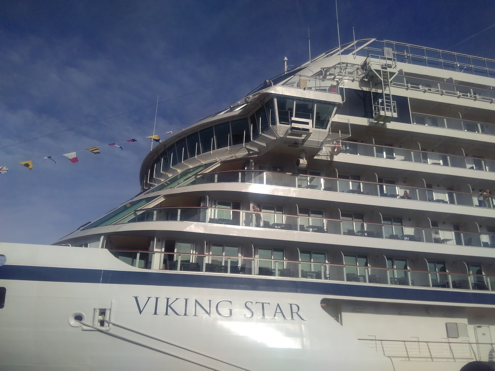 Viking Cruise Ship Docked At Copenhagen ENidhi India - Cruise ship copenhagen