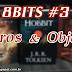 8BITS #3: Livros & Objetos