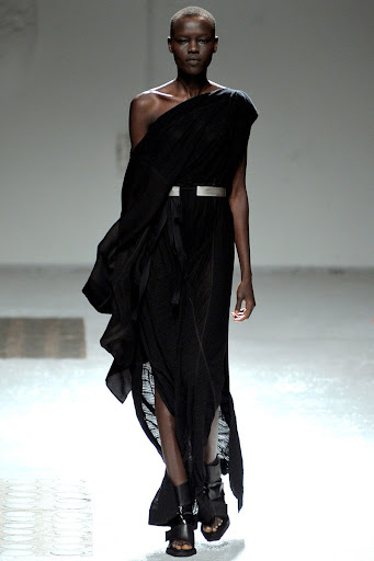 Nicolas Andreas Taralis Spring/summer 2013 Women's Collection