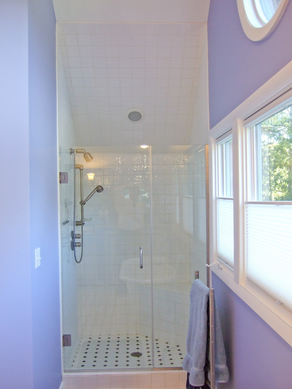 W D Osborne Design Construction 919 493 2936 Master Bathroom