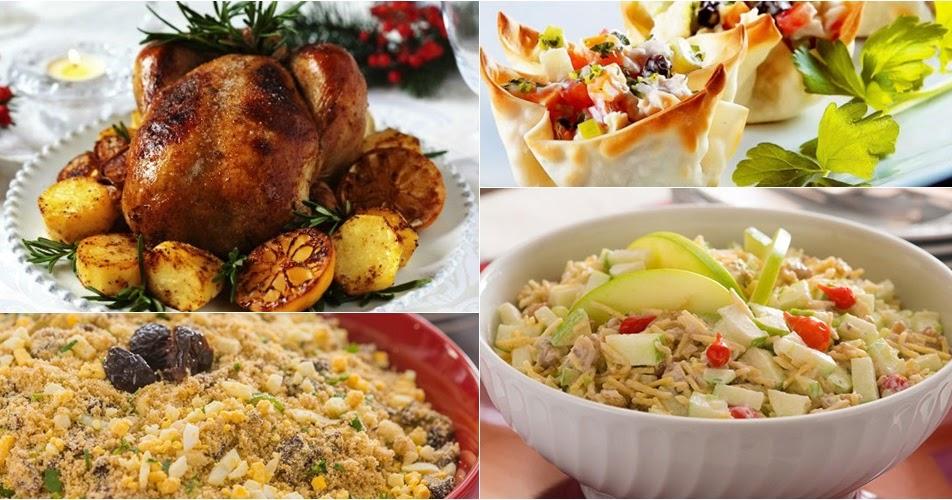 10 receitas para ceia de Natal - Amando Cozinhar - Receitas, dicas ...