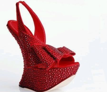 Differant shoes for women