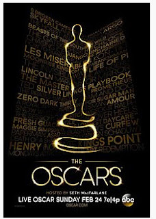 Pemenang Piala Oscar 2013