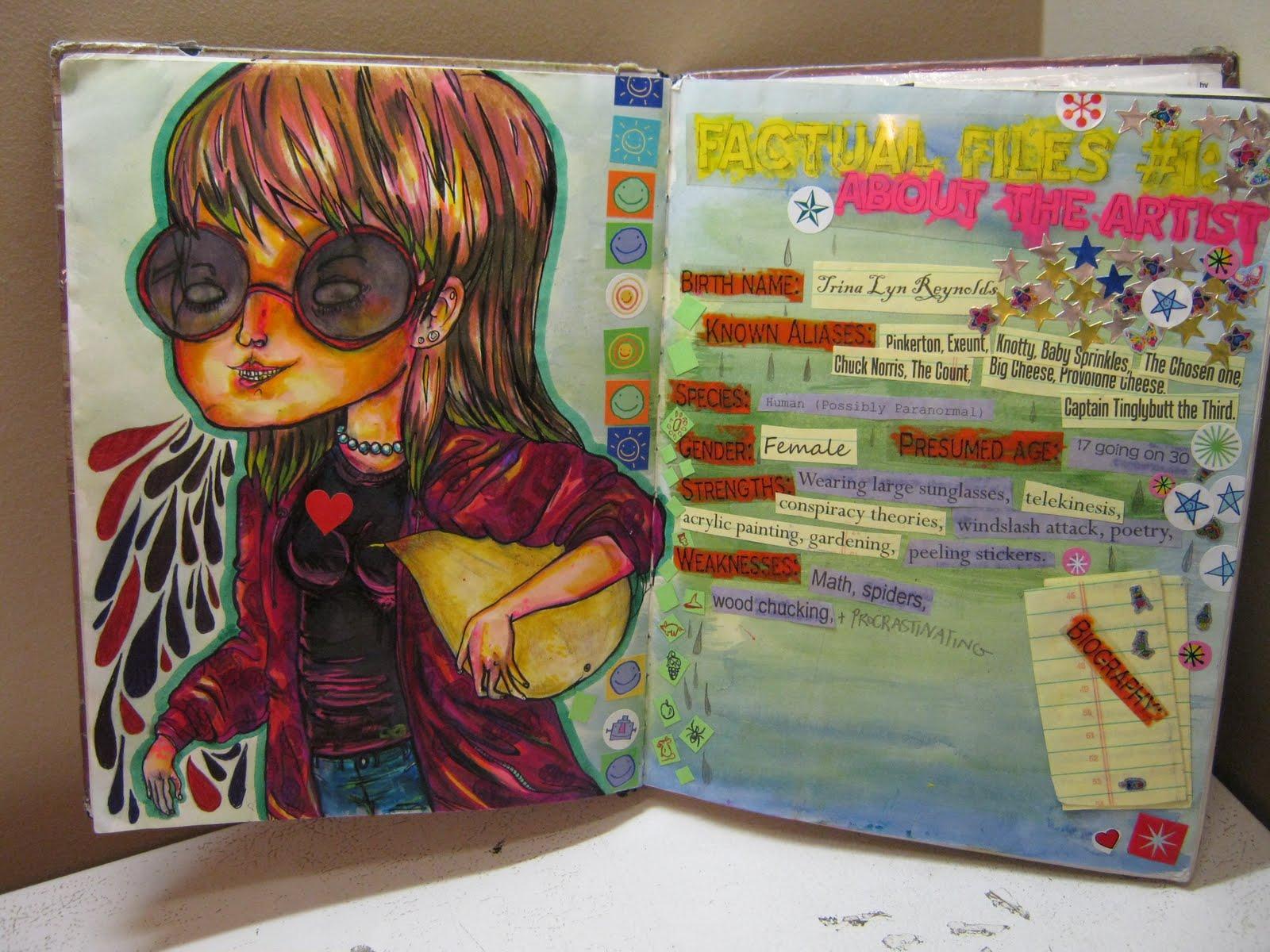 ap art sketchbook assignments
