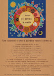 The childrens rights poster by Sibille
