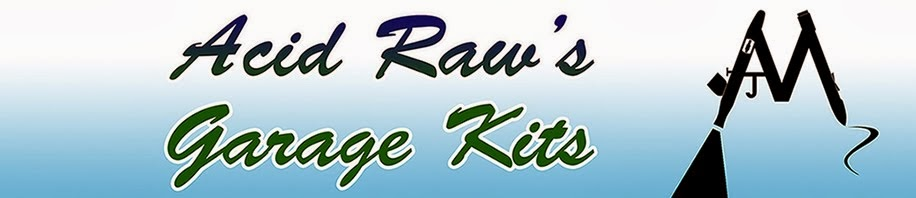 Acid Raw's Garage Kits