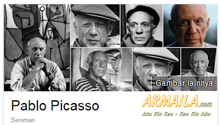 Lukisan Karya Pablo Picasso Termahal Beserta Makna Keterangannya