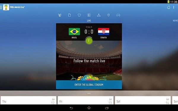 FIFA Uygulaması