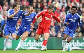 Chelsea vs Liverpool, Copa de la Liga Inglesa, Semifinales