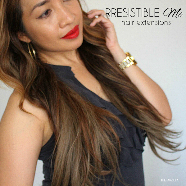 My Experience With Irresistible Me Hair Extensions Photo Heavy