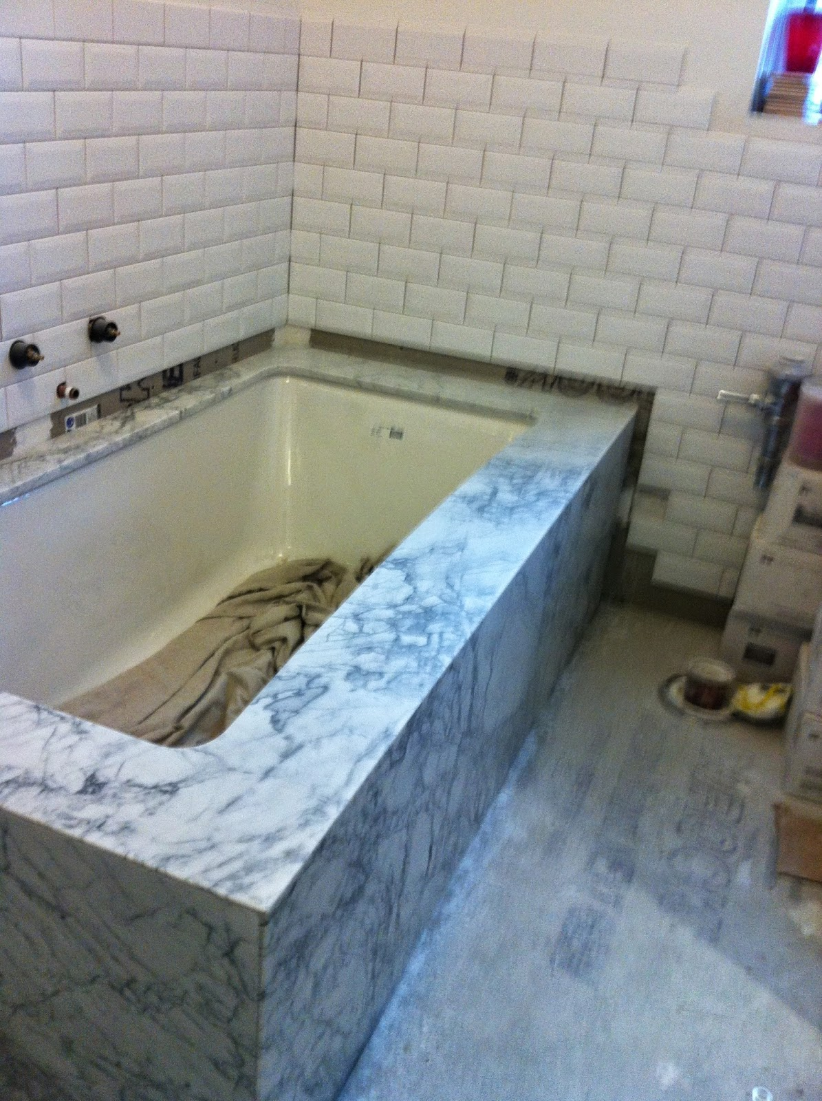I Just Donu0027t Like Ultra Shiny Marble. Empire Covered Sealing Upon  Fabrication, And Again After Installation.