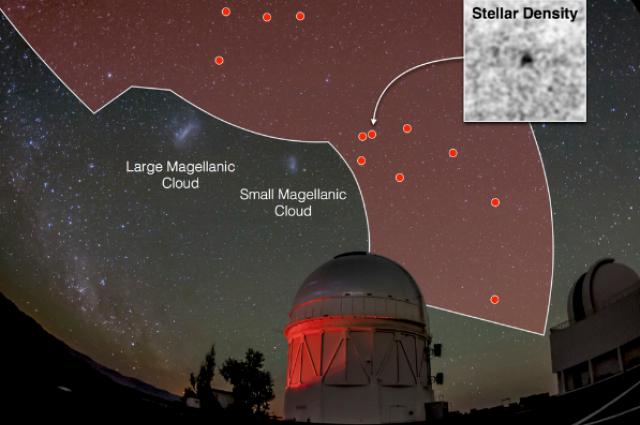 Dark Energy Survey Ungkap ada 8 Galaksi Kerdil yang Mengorbit Bima Sakti