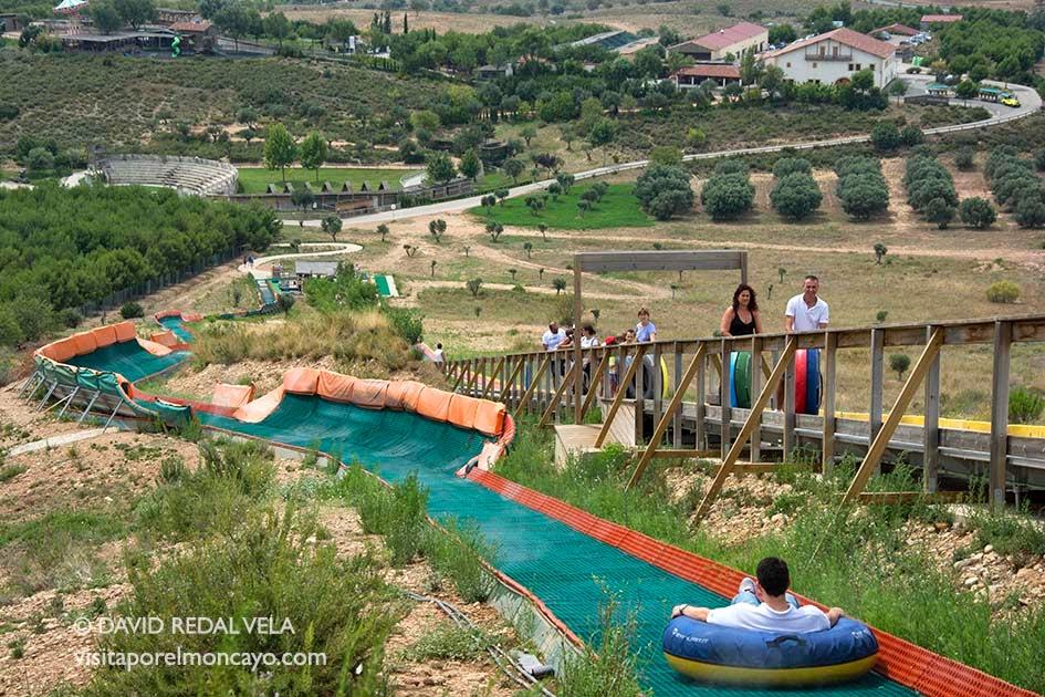 Parque Natural y de Atracciones Sendaviva Navarra