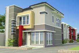 membuat denah desain rumah minimalis
