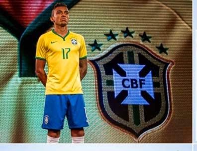 Definidos uniformes que a Seleção Brasileira vai usar na primeira fase da  Copa ~ Esporte Cultura bab5e86cbcdb6