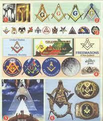 Simbol Iblis Dajjal Menggenggam Dunia
