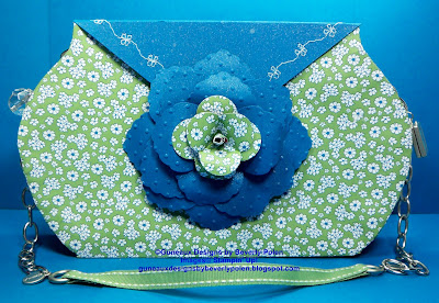 Beyond the Garden Designer Series Paper Purse