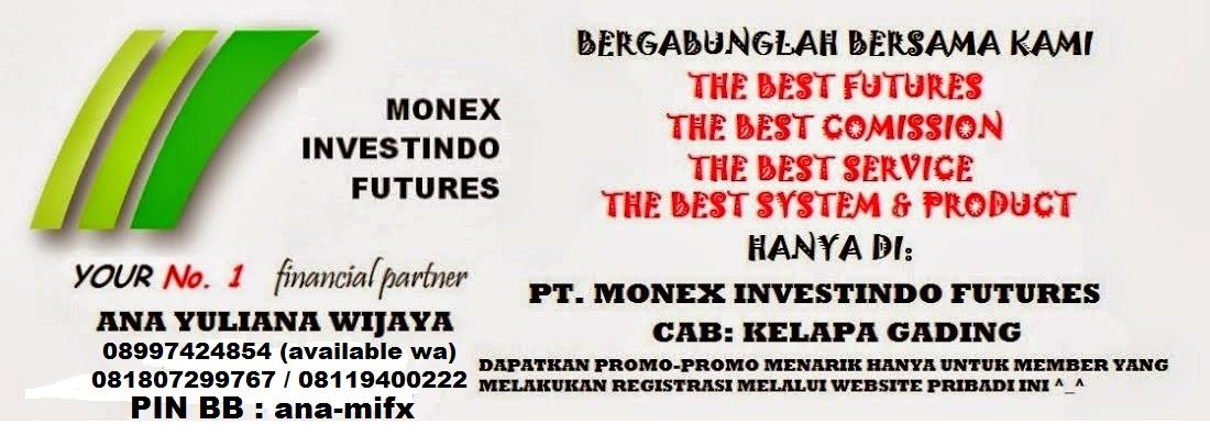 CARA DAFTAR MONEX | DAFTAR DEMO MONEX | DAFTAR MONEXNEWS | MONEX KELAPA GADING | MONEX | JOIN MONEX