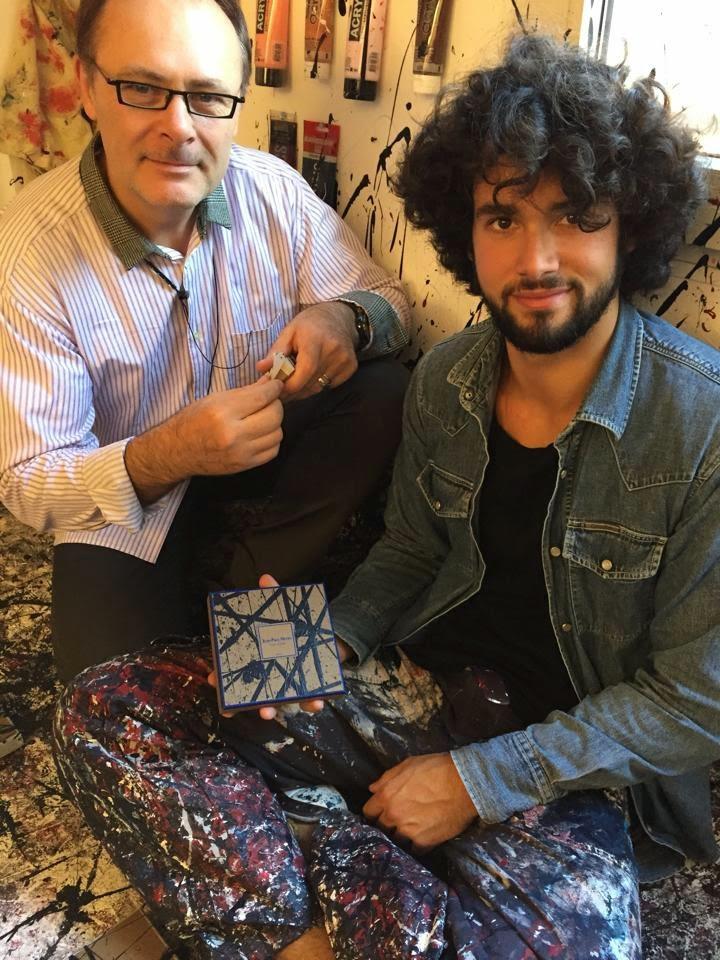 Le chocolatier Jean-Paul Hévin dévoile sa nouvelle collaboration avec le jeune artiste franco-brésilien William Victorino