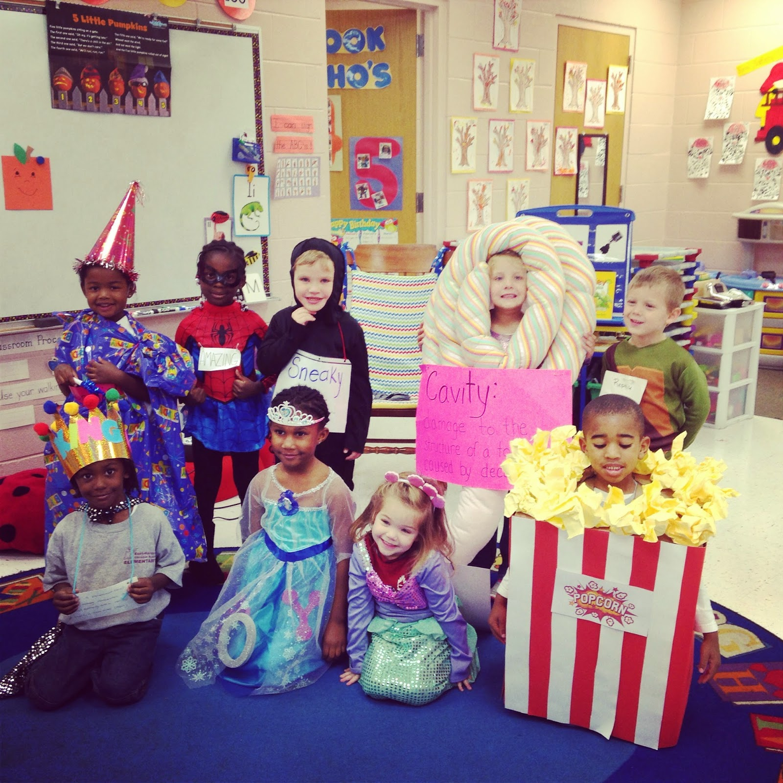 James Harden Elementary School: Ezell-Harding Elementary School: Vocabulary Parade