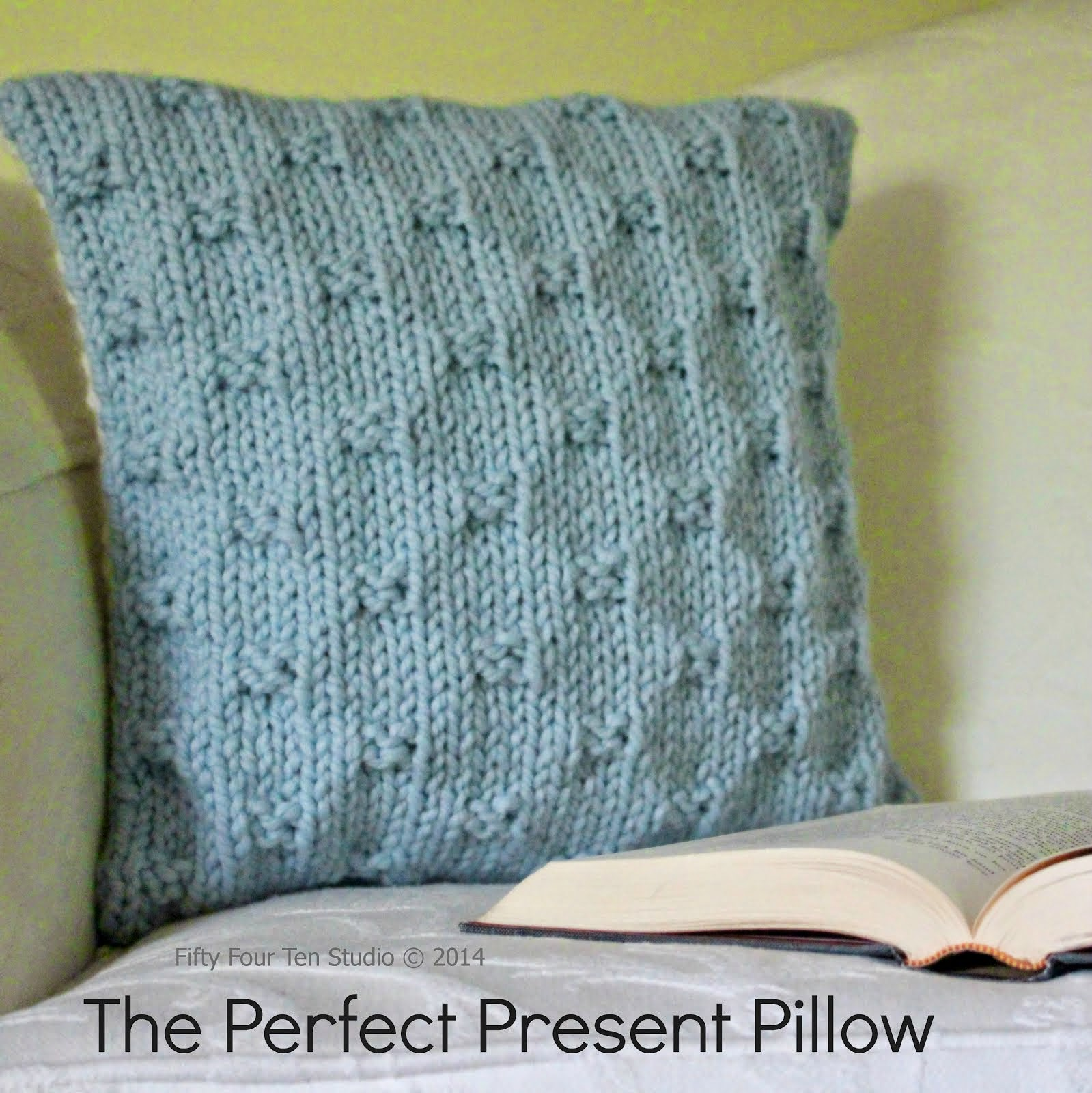 The Perfect Present Pillow
