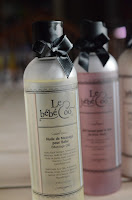 giveaway of Le bebe Coo bottles