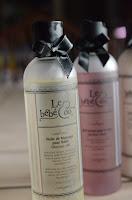 giveaway of Le bebe Coo bottles