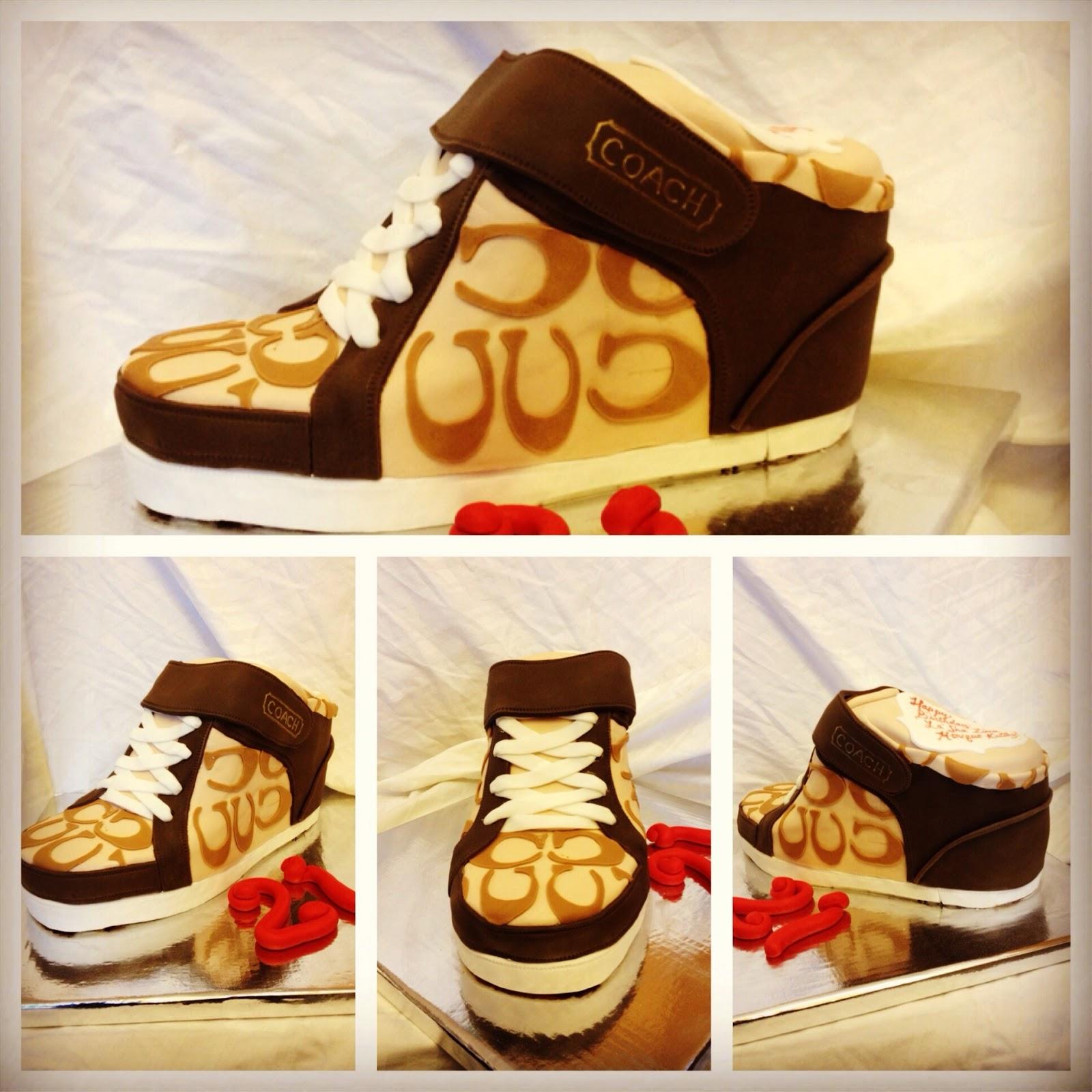 Sweets by Sokuntea 3D Coach Tennis Shoe