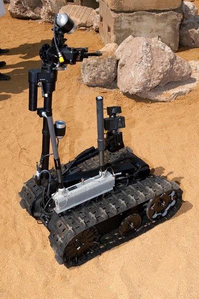Radio Remote Military Control