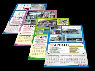 kalender, cetak kalender 2014, desain kalender 2014