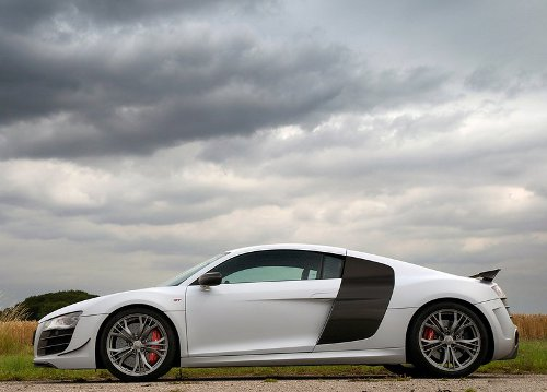 6 of 9 - 2011 Audi R8 GT Side Pictures
