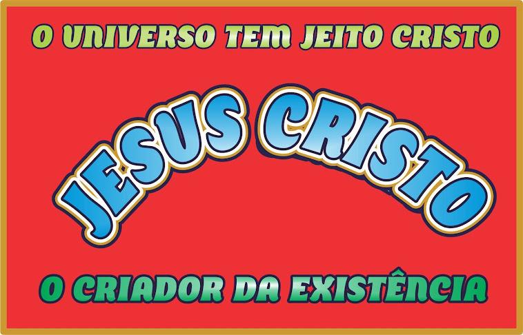 Jesus Cristo Criador do Iniverso