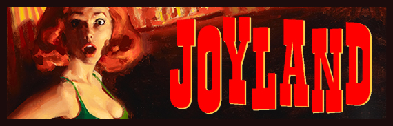 The Story Behind Stephen King's Book Joyland Hitting The Top Of The Charts