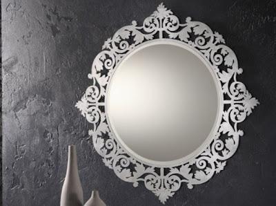 طرق رائعة لااستغلال المرآة فى منزلك .. contemporary-wall-mi