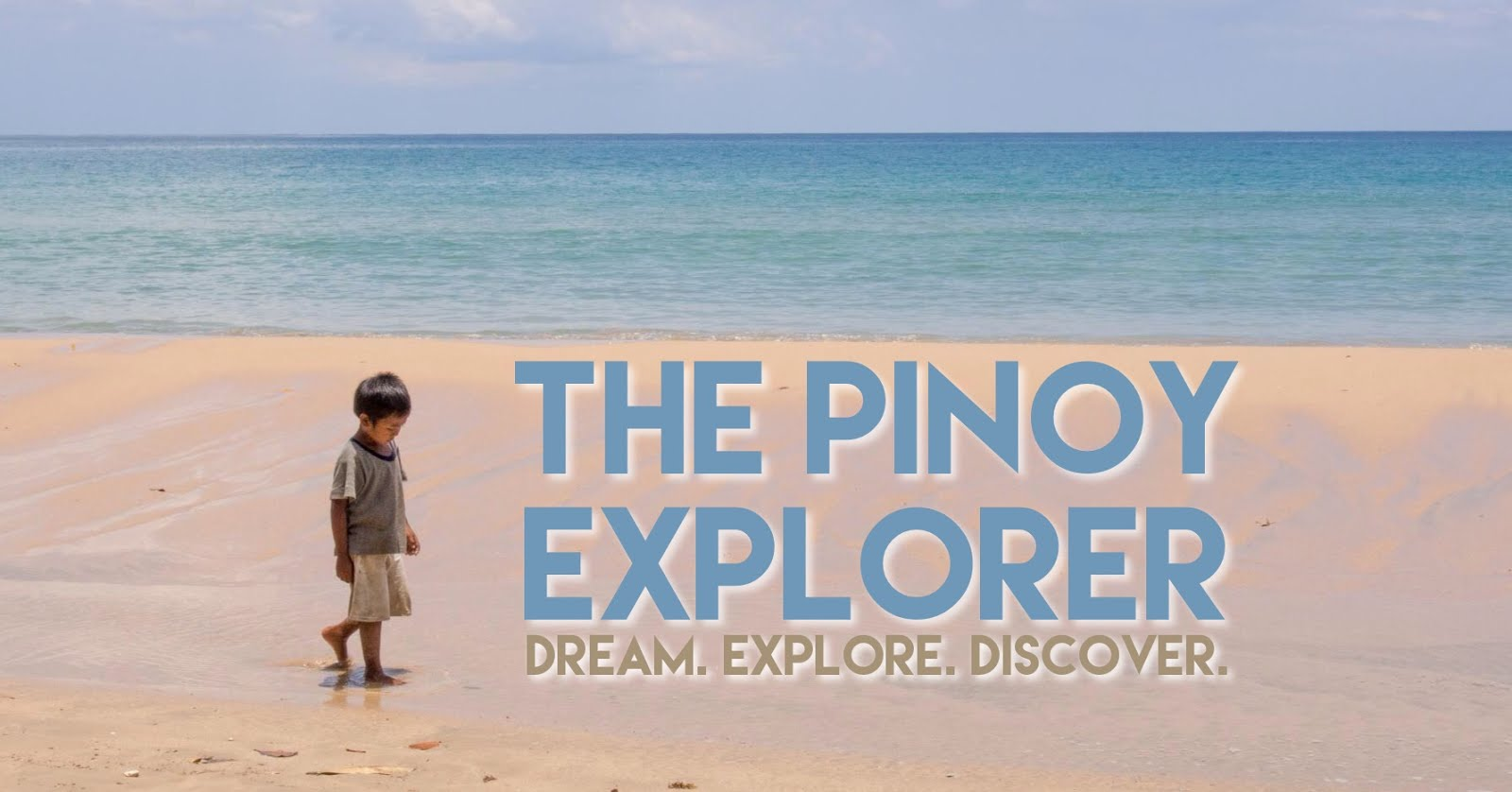 THE PINOY EXPLORER