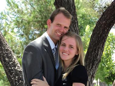 Craig and Cayla