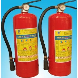 Bình chữa cháy bột BC, ABC