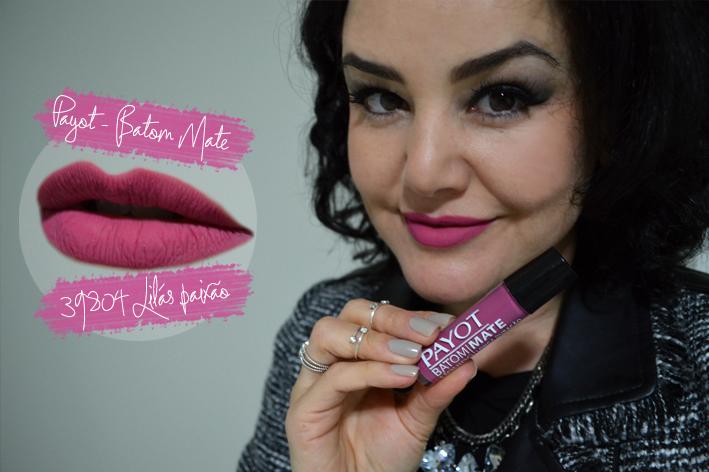 Blog da Jana, Jana, Joinville, Batom, Batom Mate Payot